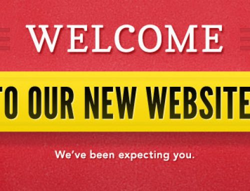 New Web Site is finished
