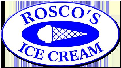 Roscos Ice Cream Logo