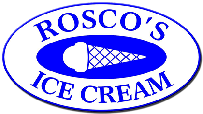Roscos Ice Cream Logo